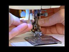 Maquina de coser singer - Prensatelas tutorial completo - ventas en Ecuador