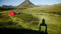 An Expedition Across Iceland by Alastair Humphreys. Crossing Iceland, unsupported, by foot and packraft.