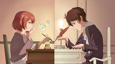 Akagami no Shirayuki-hime| Shirayuki and Raji