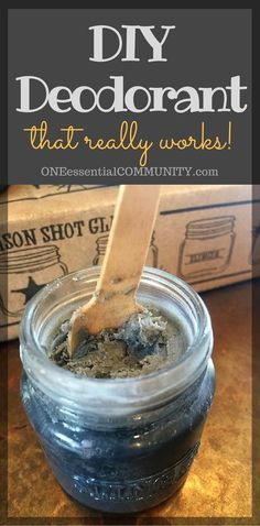 I've finally found a DIY natural deodorant that really works! Thanks to activated charcoal, essential oils, and other natural ingredients, this DIY…
