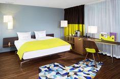 Hotel 25 hours, Zurique