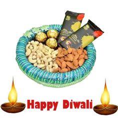 Diwali Dry Fruits Send Kolkata