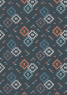 Lewis & Irene To Catch a Dream Triangle Print Nighttime Southwest Quilts, Aztec Fabric, Triangle Print, Toddler Quilt, Black Gold Jewelry, Cotton Quilting Fabric, Night Time, Baby Quilts, Dream Catcher