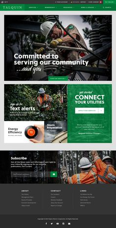 Talquin Electric by Taylor Perrin and The Taproot Agency