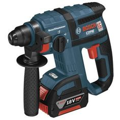 Shop Bosch SDS-Plus® Brushless Cordless Rotary Hammer Kit at Lowe's Canada. Find our selection of hammer drills & rotary hammers at the lowest price guaranteed with price match. Cordless Drill Reviews, Cordless Hammer Drill, Bosch Tools, Bosch Professional, Cordless Power Tools, Sds Plus, Canister Vacuum, Dim Lighting, Rotary