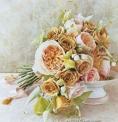 Bouquets románticos