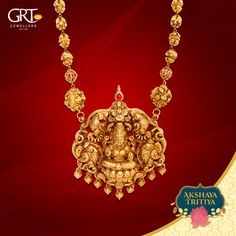 It is said that gold purchased on the #auspicious day of #Akshaya #Tritiya…