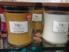 Embellish: *NEW* Wood Wick Fall Line- Just In!