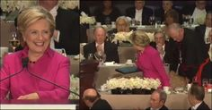 Hillary Insults Our Intelligence With What She Tried To Hide Before Speech