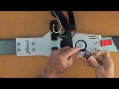 Re-threading Flexi Plateau Ski Bindings.m4v - YouTube