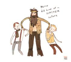 Pippin, Treebeard & Merry from Noelle's 'Broship of the Ring'.