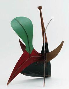 Alexander Calder, Cactus provisoire