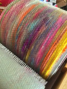 Spinning: Rainbow Sandwich : squiished