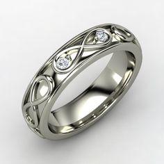 Infinity Men's Jewelry, Gemstone Jewelry, Gold Jewellery, Silver Jewelry, Beach Jewelry, Diamond Jewelry, White Gold Rings, Silver Rings, Infinity Band