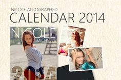 Nicole Michelle 2014 Calendar on GoFundMe - $50 raised by 2 people in 10 months.