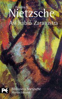Imagen de portada del libro Así habló Zaratustra
