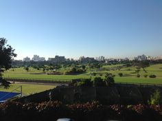 Gorgeous day in Durban and awesome view from Physical Impact Wellness Centre.