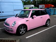 Oh my gosh! I love my mini, but this color is awesome!!!!