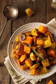 Pic: Homemade Roasted Root Vegetables