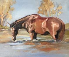 """Serenity"" - Originals - All Artwork - Peggy Judy Horse Drawings, Art Drawings, Drawing Art, Horse Portrait, Pencil Portrait, Animal Paintings, Horse Paintings, Equine Art, Wildlife Art"