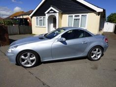 2008 (57) Mercedes-Benz SLK SLK 280 *AUTOMATIC * HISTORY *CONVERTIBLE * MOT For Sale In Rye, East Sussex - Image 7