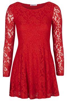 **Long Sleeve Dress by Wal G