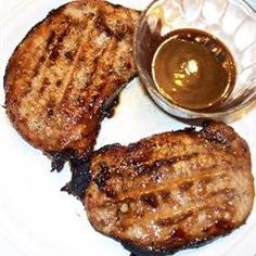 Delicious marinade recipe for pork chops- made it tonight and it was a huge success!!!!