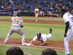 Oakland A's @ Tampa Bay Rays