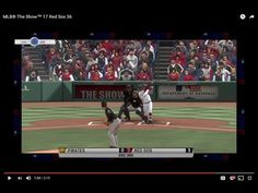 MLB® The Show™ 17 Red Sox 36 Mookie Betts [HR]