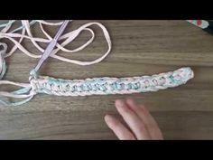 Tapete Retangular Fio de Malha - Amostra - YouTube