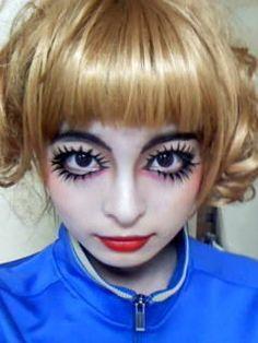 Scary Kyary Creepy Cute, Scary, Kyary Pamyu Pamyu, Emo Girls, Weird Things, Japanese Models, Punk Rock, Beautiful People, Outfit Ideas