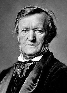 Richard Wagner . Maestro di Cappella nel Regno di Sassonia con Re Federico Augusto II, aderi' ai moti rivoluzionari del 1849 assieme a Bakunin e dovette fuggire per evitare i mandati di cattura del Governo Sassone