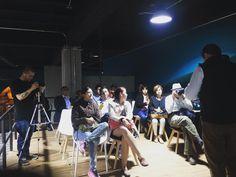 Workshop Growth Hacking en #ThePoolToledo con #ExperienciaA cómo hackear el crecimiento de tu empresa.