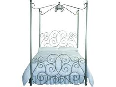 Enchanted Canopy bed  sc 1 st  Pinterest & Powell Furniture Princess Rebecca