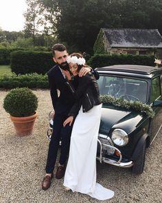 Ludivine Le Cornec 🍒 sur Instagram: Mr & Mrs ❤️ D Day, Single Women, Mr Mrs, Dream Wedding, Pants, Instagram, Wedding Ideas, Style, Fashion