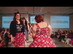 Chica Bolacha - Fashion Weekend Plus Size / Verão 2015 - YouTube