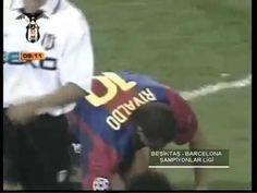 Beşiktaş-3-0-Barcelona//2000//Unutulmaz Maçlar