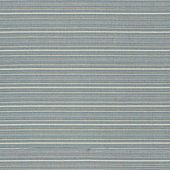 French Ticking Blue Fabric By the Yard