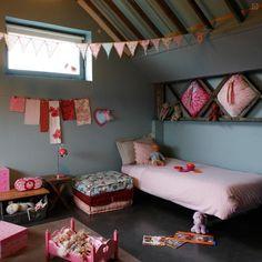 A lovely room for a girl