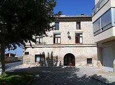 LLeida Villanova de Bellpuig Antiguo ayuntamiento