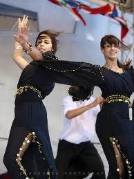 Traditional lebanese dance.