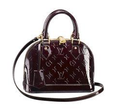 Twitter / LouisVuitton: The Alma BB bag in Monogram ...