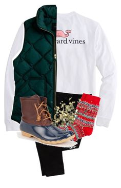 """""""Go Follow @christmas-time2015!!!!!!"""" by hayley-tennis ❤ liked on Polyvore featuring Vineyard Vines, Old Navy, J.Crew, Sperry and Topshop"""