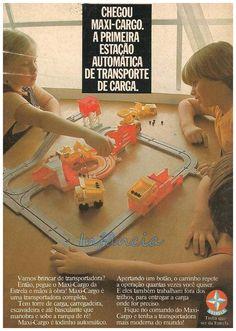 Maxi-Cargo #nostalgia
