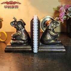 Find More Figurines & Miniatures Information about 2016 Rushed New Home Decoration Accessories Classical Style Furnishing Jewelry Ornaments Gift Book Study Desk Elephant Resin ,High Quality decorative beads for jewelry,China jewelry ga Suppliers, Cheap decorative jewelry displays from Wooden box / crafts Store on Aliexpress.com