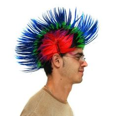 Ive just added Multi-Coloured Pu....Check it out here http://emmazing.uk/products/multi-coloured-punky-wig?utm_campaign=social_autopilot&utm_source=pin&utm_medium=pin#homedecor #decor