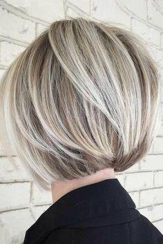 Round Face Haircuts, Short Bob Haircuts, Hairstyles For Round Faces, Hairstyles With Bangs, Hairstyle Ideas, Blonde Haircuts, Pixie Hairstyles, Black Hairstyles, Haircut Short