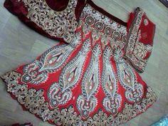 Bridal Lahenga choli