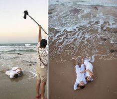 Este fotógrafo expone la verdad tras los retratos profesionales, y es bastante vergonzosa