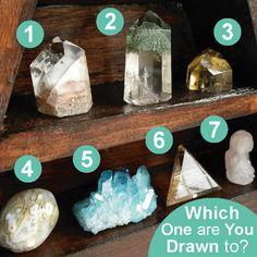 Choose a Crystal